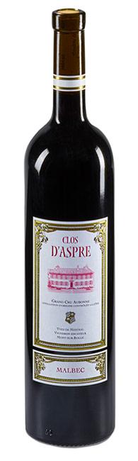 clos-d'aspre-malbec-maison-blanche-75cl